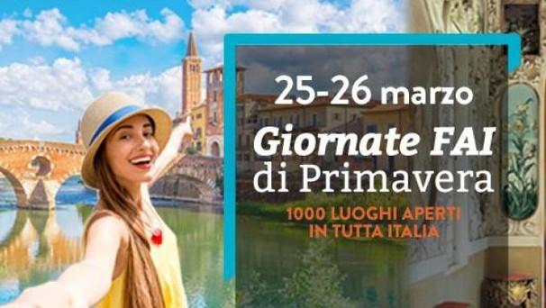 Giornate Fai di Primavera 25-26 marzo 2017: elenco luoghi aperti in Sicilia, Calabria e Puglia