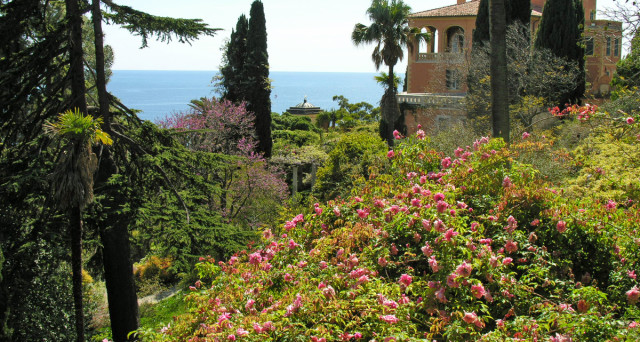 Best giardini botanici hanbury a ventimiglia slidefree - Giardini fantastici ...