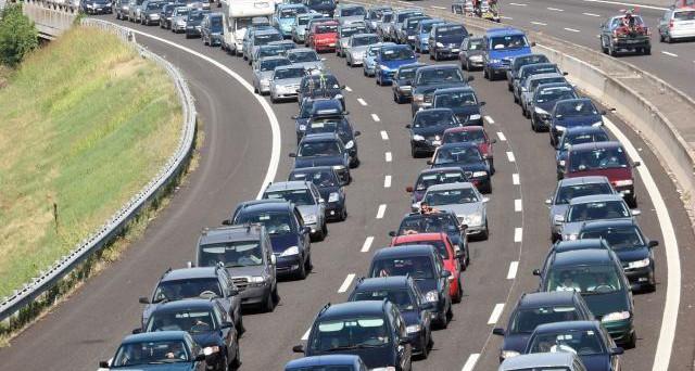 Home / Cronaca / Esodo pasquale: traffico intenso in autostrada