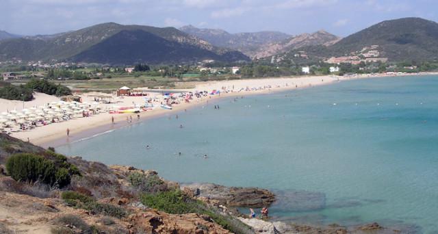 La Guida Blu di Legambiente e Touring club italiano premia il litorale di Chia. Sono 21 in totale i comprensori in classifica.
