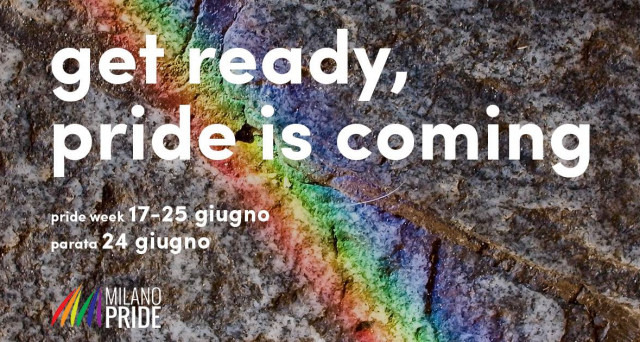 Gay Pride: lo striscione