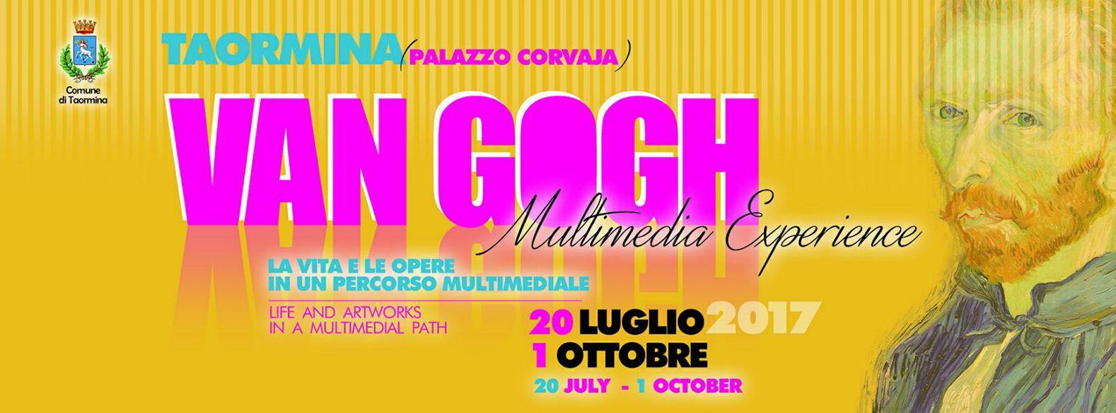 Mostra Van Gogh a Taormina 2017: date e prezzi biglietti - InvestireOggi.it