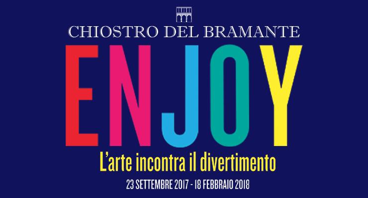Mostra 'Enjoy - L'arte incontra il divertimento' a Roma: panoramica e date - InvestireOggi.it
