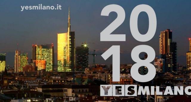 Yes milano 2018 programma eventi e date for Eventi milano 2018