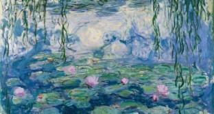 Mostra Monet 2017 a Roma