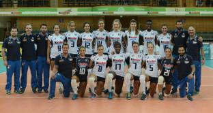 Ecco il programma degli Europei 2017 di volley femminile di oggi 25 settembre nonché la classifica dei gironi aggiornata ad ieri e le squadre arrivati ai quarti di finale.