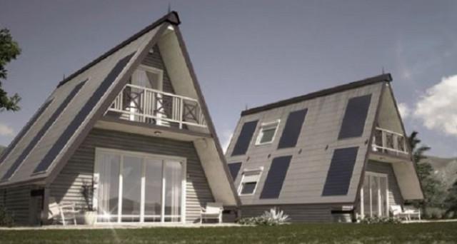 E' stata creata una casa pieghevole, con materiali di qualità ed antisismica, che si può costruire in sole sei ore e che costa soltanto 28 mila euro.