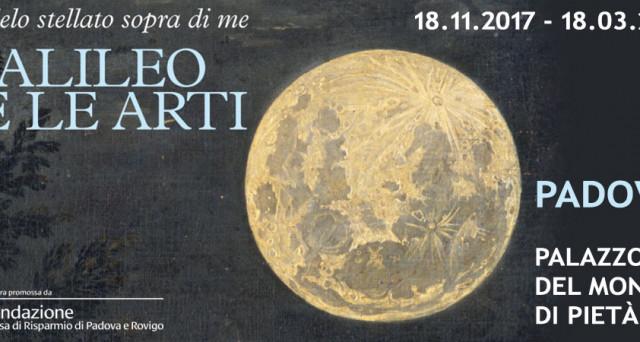 """La mostra """"Rivoluzione Galileo"""" a Padova, una rassegna dedicata al genio che ha ridisegnato l'Universo."""