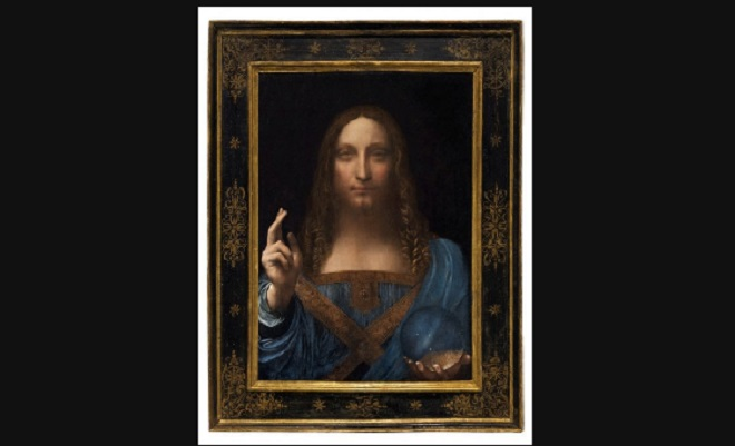 Salvator mundi di leonardo battuto all 39 asta per 450 for Milioni di dollari piantine