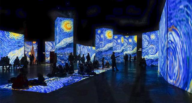 Torna a gran richiesta la mostra Van Gogh Alive a Verona, la rassegna multimediale da vivere: 3.000 immagini proiettate a pieno schermo attraverso l'ausilio di 50 proiettori ad alta definizione.