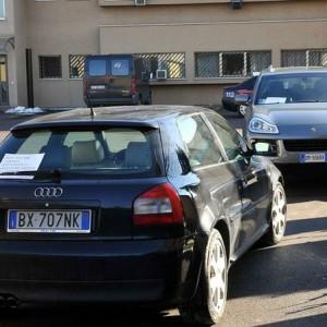 Un dossier rivela che in Italia ogni giorno vengono rubate 330 auto di cui se ne recuperano meno della metà.