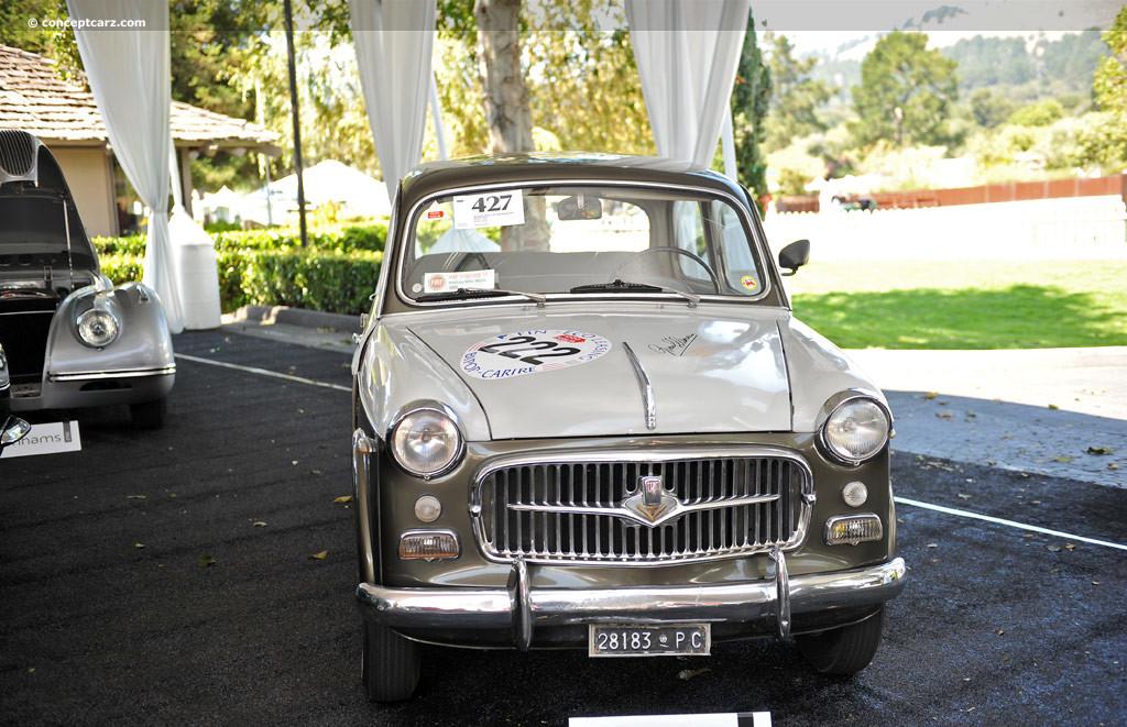 Fiat 1100: venduta in India sino al 2000 è considerato come uno dei casi più inspiegabili nella storia della più importante casa automobilistica italiana