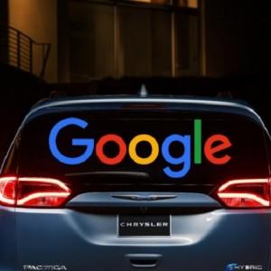 Fiat Chrysler e Google