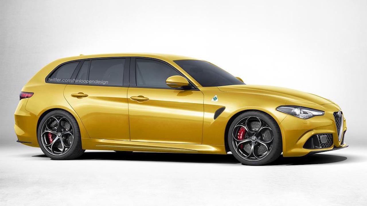 Alfa Romeo Giulia Station Wagon: i dubbi di Sergio ...