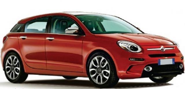 Fiat 500 a 5 porte Fiat 600