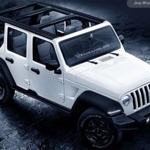 A novembre nello stabilimento Fiat Chrysler Automobiles di Toledo in Ohio avrà inizio la produzione di Jeep Wrangler 2018