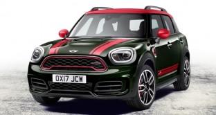 Mini John Cooper Works Countryman: in primavera nei principali mercati europei arriva la nuova versione del modello più sportivo del noto veicolo
