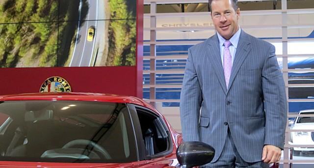 Reid Bigland CEO Alfa Romeo