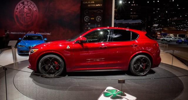 Alfa Romeo Stelvio: sono stati comunicati i prezzi delle prime due versioni ad arrivare sul mercato americano, 41.995 dollari il prezzo di partenza