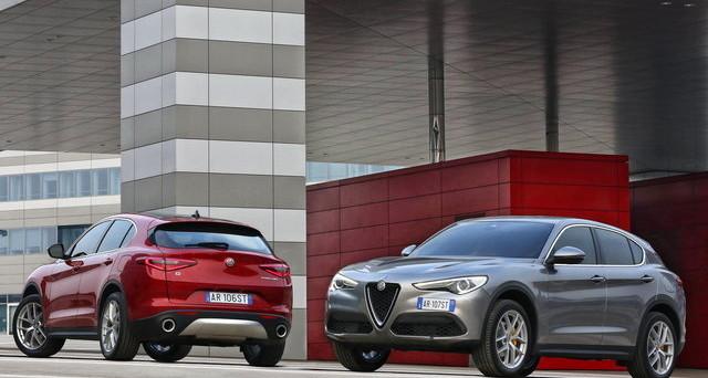 Alfa Romeo Stelvio: promosso dal noto giornalista britannico Jeremy Clarkson che lo definisce come l'unico Suv capace di tentarlo