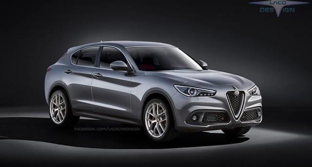 Alfa Romeo grande suv