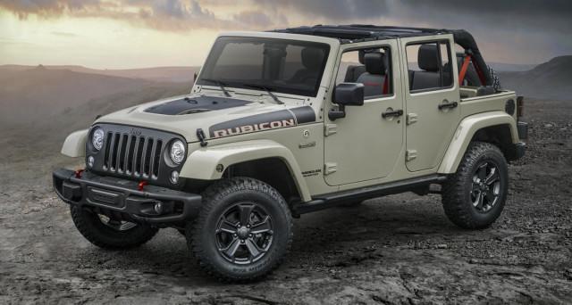 Jeep Wrangler Rubicon Recon Edition: l'ultima versione del mitico modello targato Jeep è la più adatta alla guida off road