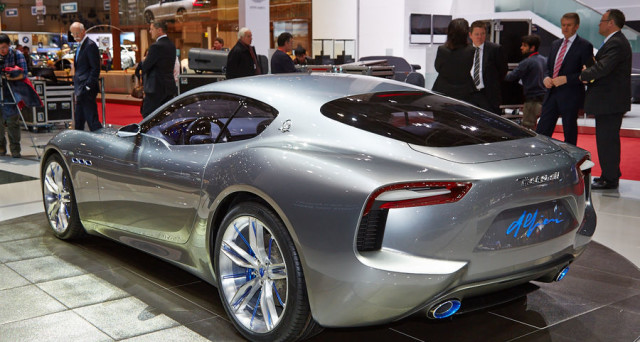 Maserati Alfieri 2018