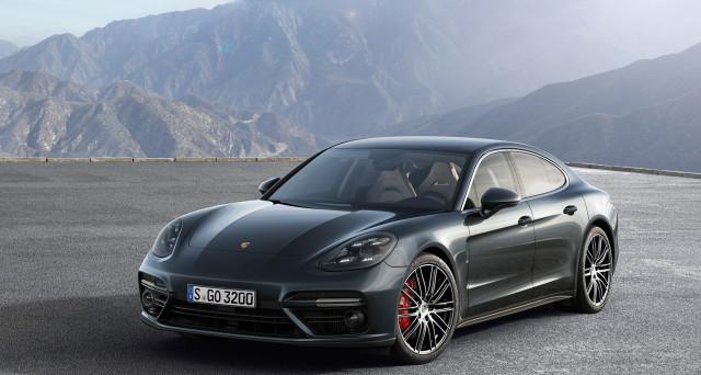 Porsche Panamera: si vocifera che nella gamma della celebre vettura della casa tedesca possa trovare posto in futuro un motore ibrido da 700 cavalli