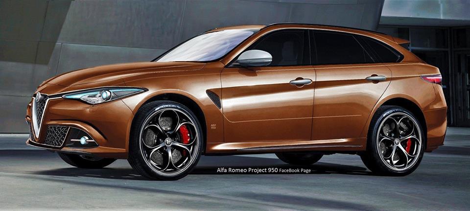 Alfa Romeo E-Suv farà concorrenza a Porsche Cayenne e Bmw X5 - Motori e Auto - Investireoggi.it