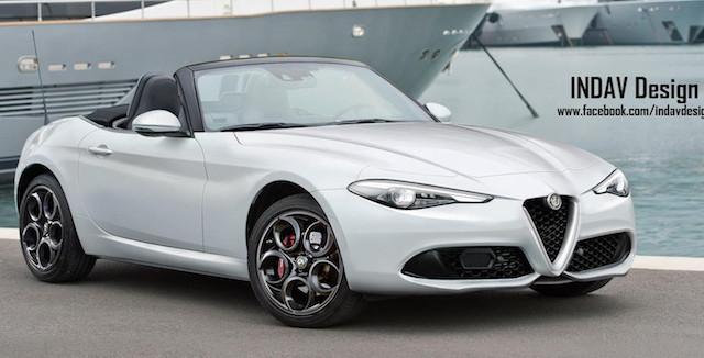 Alfa Romeo Spider 2020