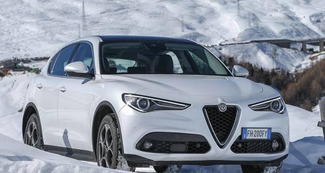Nuova Alfa Romeo Stelvio