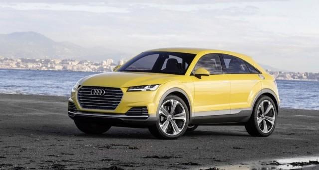 Audi Q4 nel 2019 parte la sfida a Bmw X4 e Mercedes GLE coupe per conquistare la leadership dell'importante segmento di mercato