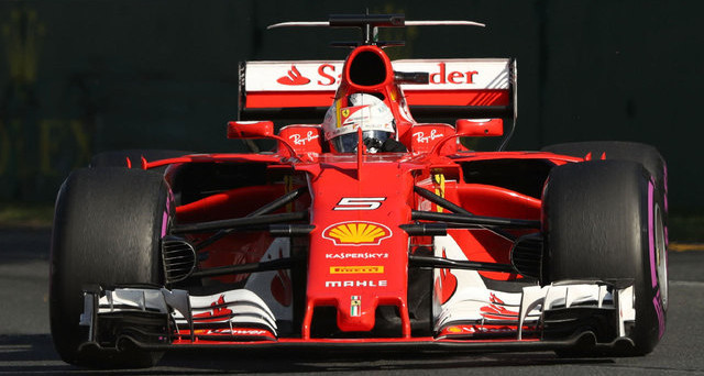 Formula 1: Pole position per Vettel, Raikkonen secondo