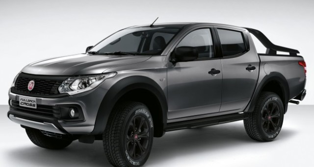 Fiat Fullback by Fiat Chrysler