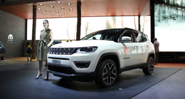 Jeep Compass Ecco Quando Iniziera La Produzione A Melfi Motori