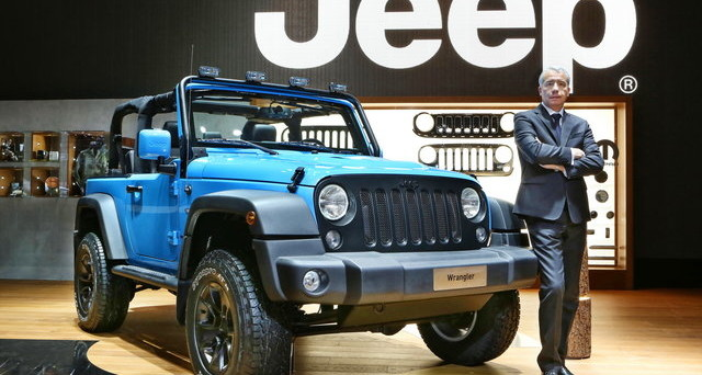 Jeep Wrangler by Mopar