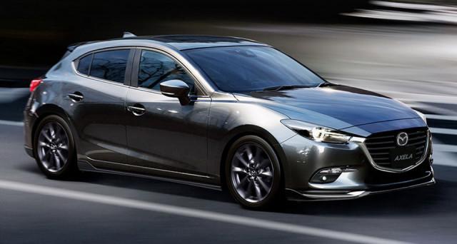 Mazda3 Restyling