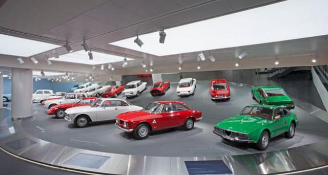 Museo Alfa Romeo 'La Macchina Del Tempo'