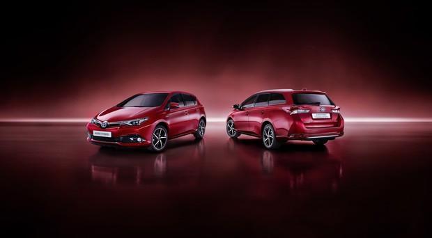 Nuova Toyota Auris 2017