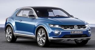Volkswagen Golf Suv