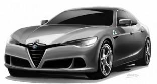 Nuova Alfa Romeo Alfetta