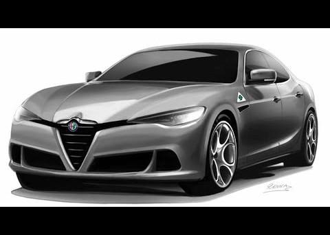 Alfa Romeo Alfetta 2019