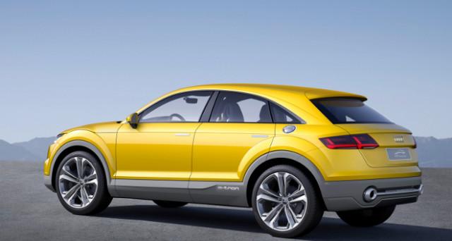 Audi Q4 RS
