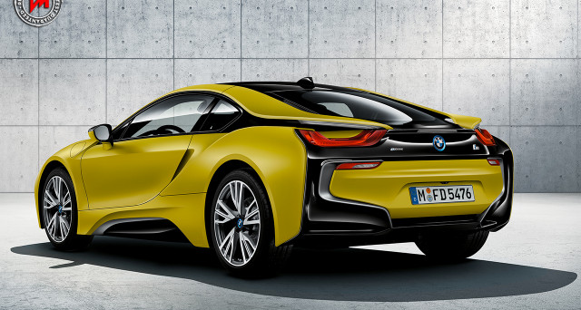 Bmw i8 protonic Frozen