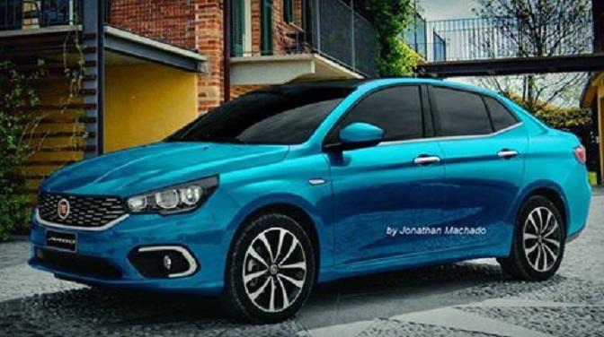 Fiat cronos dovrebbe essere il nome della nuova berlina for Nuova fiat argo immagini