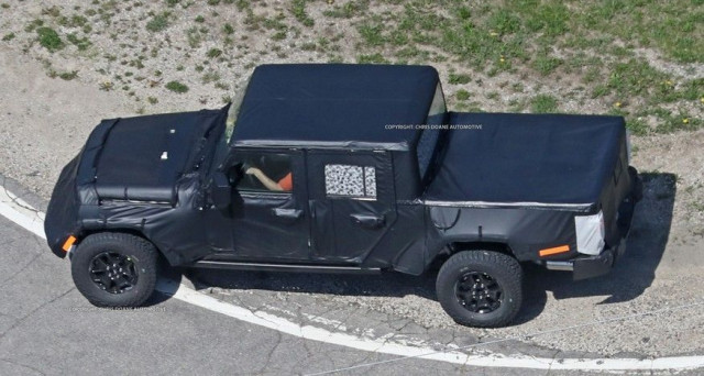 Jeep Wragler Pick Up