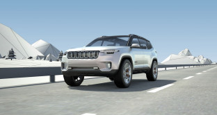 Jeep Yuntu 2017
