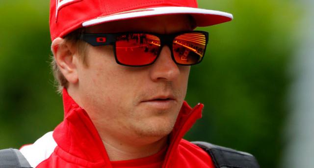 Kimi Raikkonen Ferrari Formula 1