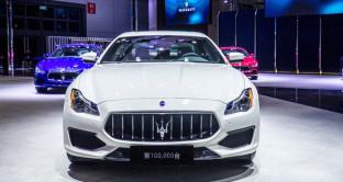 Maserati Quattroporte GranSport