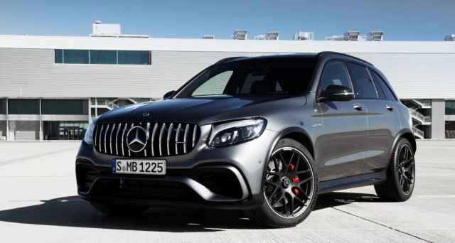 Mercedes- AMG GLC 63 4Matic+